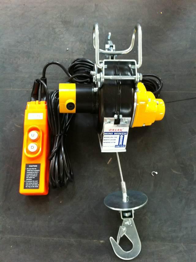 台湾小金刚电动葫芦电机保护5大技巧
